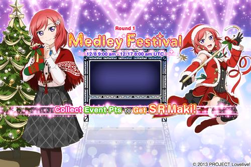 Medley Festival Round 1 EventSplash