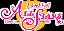 Love Live! All Stars Logo