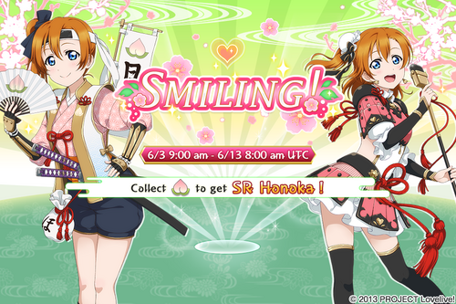 Smiling! EventSplash