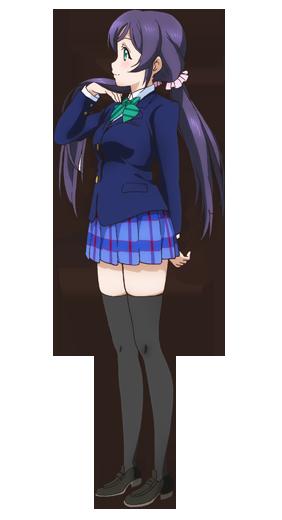 Nozomi profile