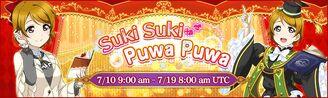 Suki Suki Puwa Puwa EventBanner
