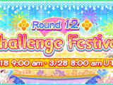 Challenge Festival Round 12