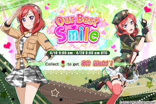 Our Best Smile EventSplash