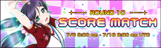 Score Match Round 10 EventBanner
