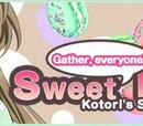 Gather, everyone! Sweet Holiday Kotori's Sweets