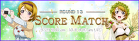 Score Match Round 13 EventBanner