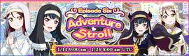 Adventure Stroll Episode 6 EventBanner