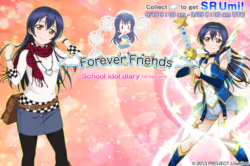 Forever Friends EventSplash
