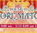 Score Match Round 18