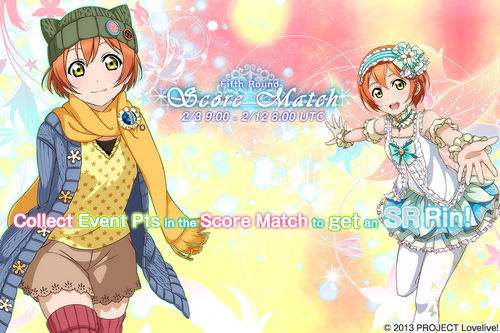 Score Match Round 5 EventSplash