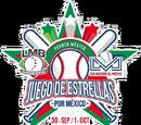 Juego de Estrellas por México