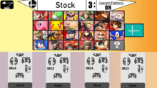 Smash rumble staters