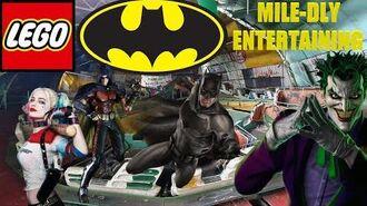 LEGO Batman Episode 21 Mildly Entertaining (Caution Blood And Gore, Adult Humor)-2