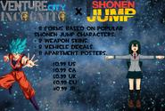 Shonen DLC