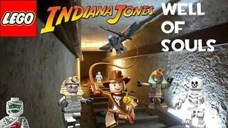 LEGO Indiana Jones- Raiders of the Lost Ark- Part 4- Well of Souls (Caution- Violence)