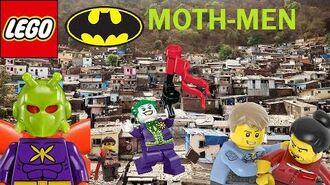 LEGO Batman DC Super-Villains Episode 24 Moth-Men (Caution Mature Humor, Strong Language, Blood)