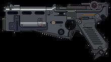 Semi-Auto Handgun