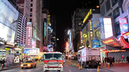 Fire Engine in NYC