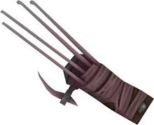Claw Weapon