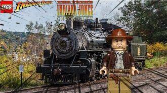 LEGO Indiana Jones- Prologue- Young Indy