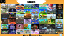 Smash rumble stages