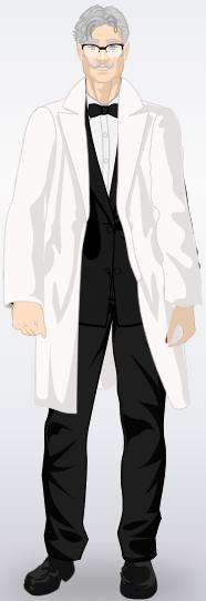 Forrest Dump Tuxedo
