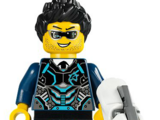 Agent Steve Zeal (LEGO Ultra Agents)