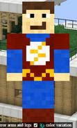Minecraft Marty