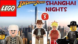 LEGO Indiana Jones and the Temple of Doom - Episode 1- Shanghai Nights (Caution- Blood, Violence)