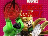 LEGO Avengers: Assemble