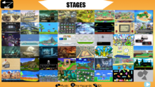 Smash rumble stages 2