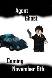 Agent Ghost Poster