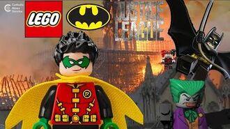 LEGO Batman Episode 27 Series Finale Justice League (Caution Blood and Gore, Intense Violence)