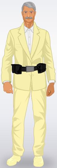 Prison Guard Abraham