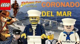 LEGO Indiana Jones and the Last Crusade Part 2- Coronado Del Mar (Caution- Cartoon Violence)