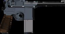 Semi-Auto Pistol