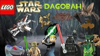 LEGO Star Wars- Episode V- The Empire Strikes Back- Dagobah