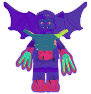 Zombie bat
