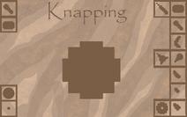 Knapping UI-0