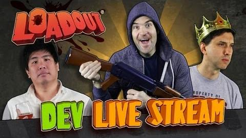 Loadout Developer Live Stream 13 - Weapon Tiers are Here