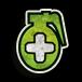 Equip Grenade Healing
