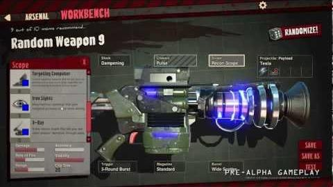 What's Your Loadout Weapon Crafting Walkthrough - Blue Balls