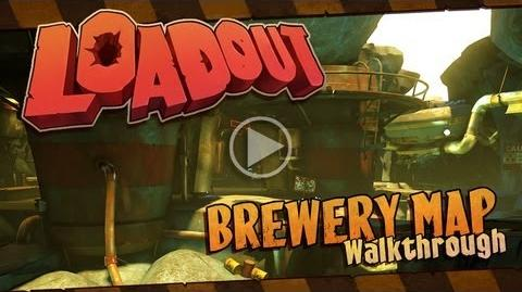 Brewery Map Walkthrough (Before and After)