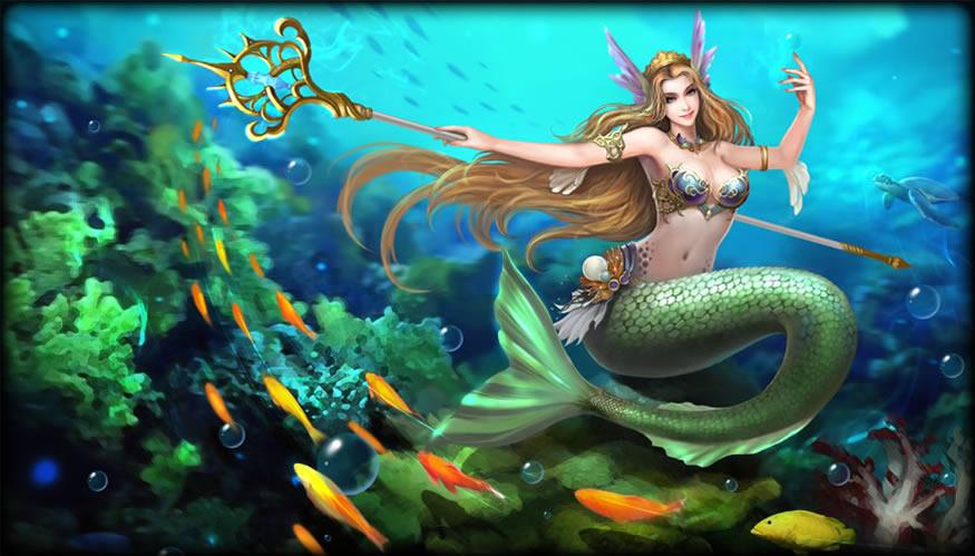 Mermaid | League of Angels Wikia | FANDOM powered by Wikia