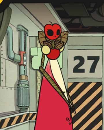ロボトミーコーポレーション 赤い靴