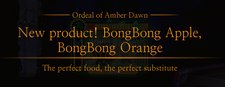 Amber Dawn BongBong Message