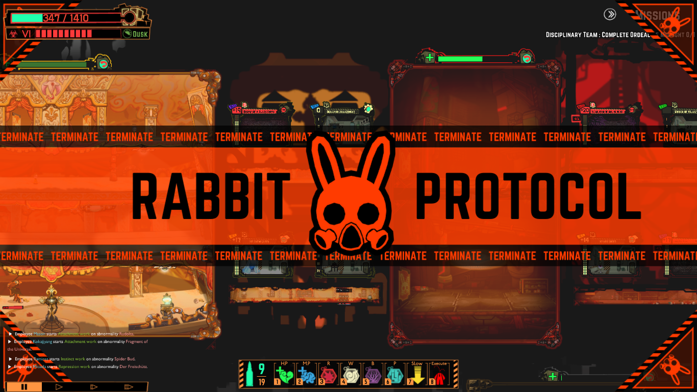 RabbitTeamProtocol