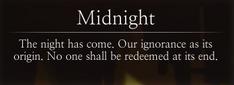 Midnight Message