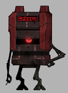 GeburahRobot