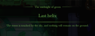 GreenMidnightLastHelixMessage